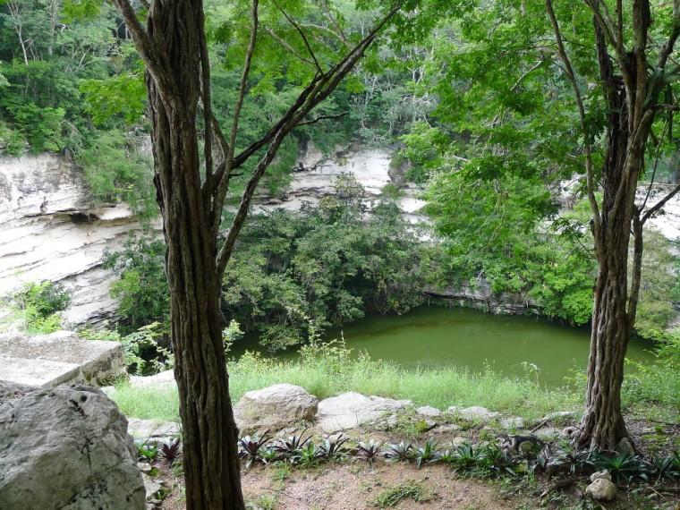 Cenote Sagrado, Chichén Itzá © Maja Christ