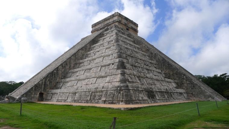Kukulcán-Pyramide in Chichén Itzá © Maja Christ