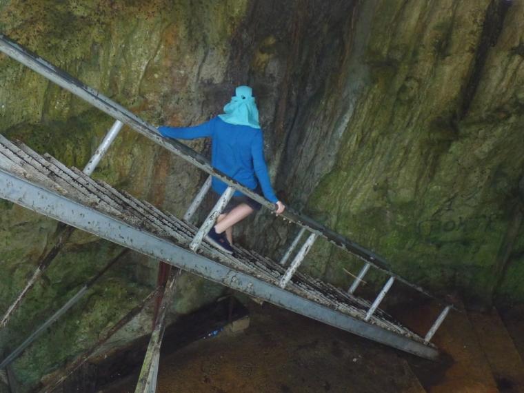 Einstieg Cenote © Maja Christ