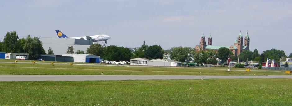Flugplatz Speyer © Maja Christ