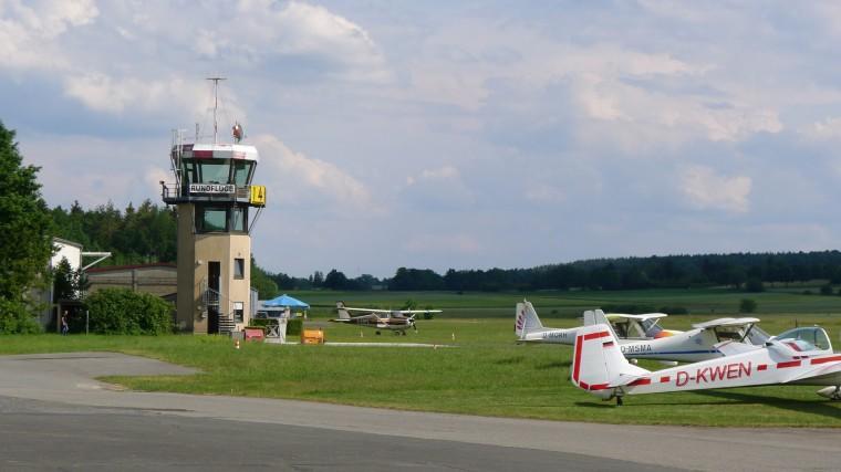 Flugplatz Weiden-Latsch © Maja Christ
