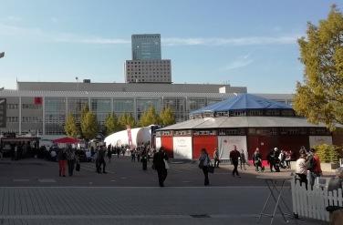 Frankfurter Buchmesse 2018 © Maja Christ