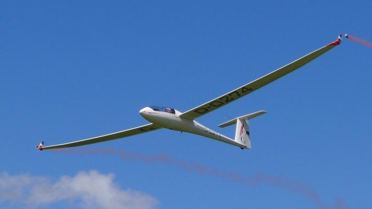 Segelflugzeug © Maja Christ