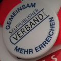 Button Selfpublisher Verband