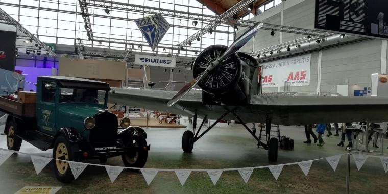 Junkers F 13 © Maja Christ