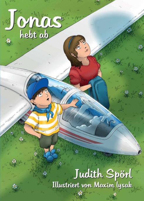 Buch: J. Spörl, Jonas hebt, tredition © Judith Spörl