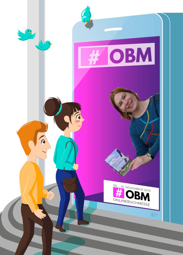 OBM-Messeeingang