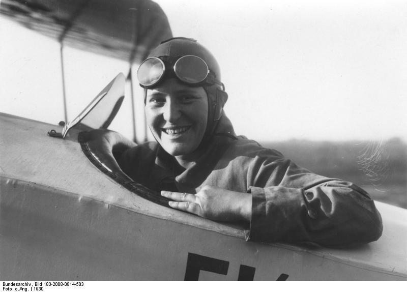 Marga von Etzdorf im Jahr 1930, Bundesarchiv, Bild 183-2008-0814-503 / CC-BY-SA 3.0