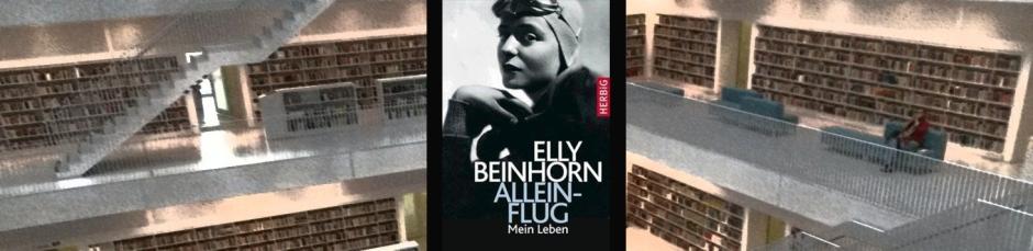 """""""Alleinflug"""" von Elly Beinhorn"""