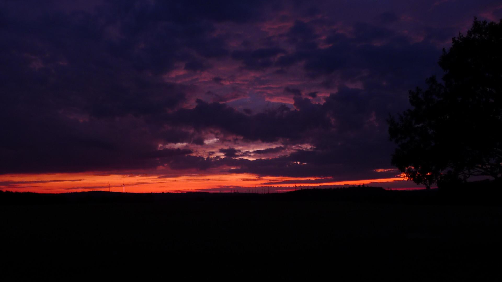 Abendhimmel © Maja Christ