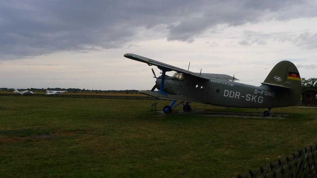 Antonov AN-2T in Anklam © Maja Christ