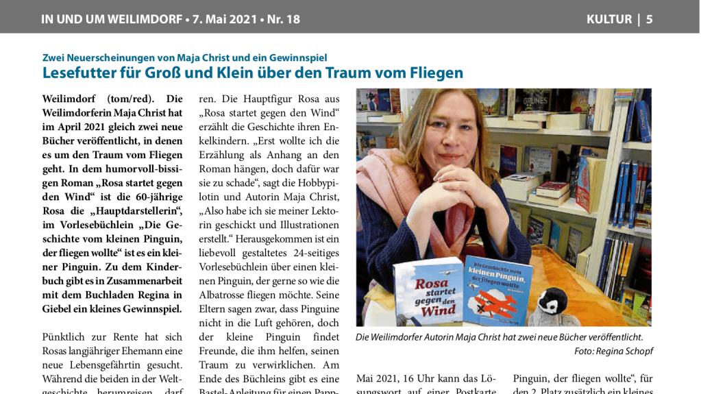 """""""In und um Weilimdorf"""" 18/21"""