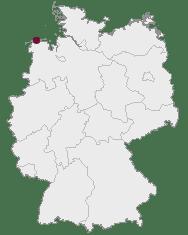 Karte: OpenGeoDB