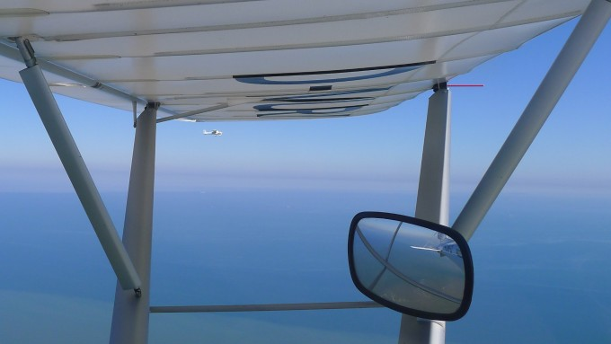 Flug am Meer © Maja Christ