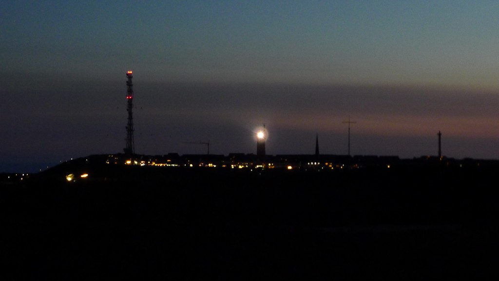 Helgoland bei Nacht © Maja Christ