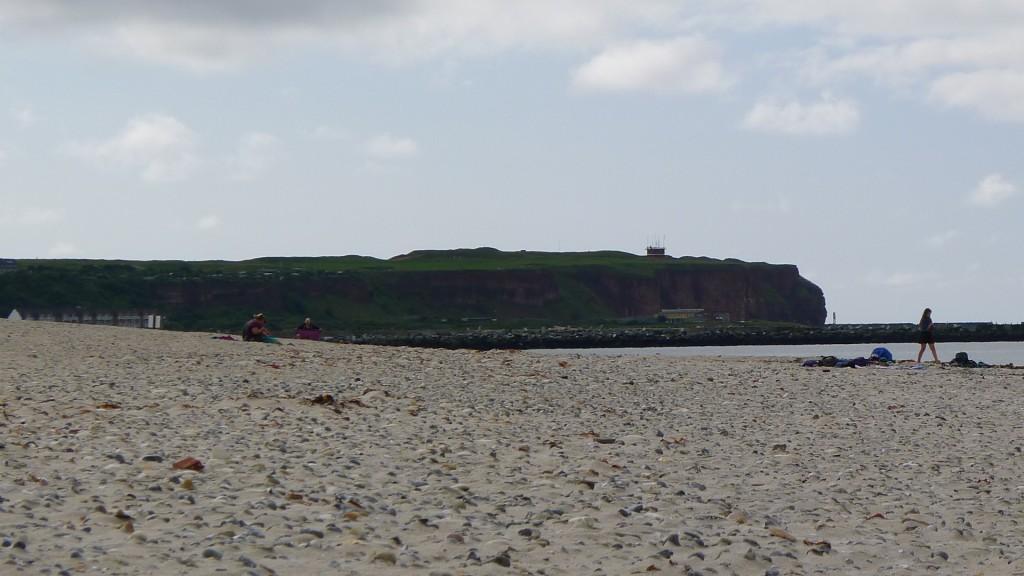 Strand auf der Düne © Maja Christ
