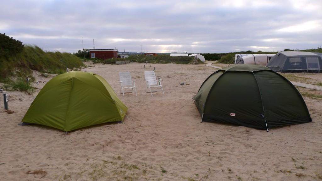 Campingplatz Helgoland Düne © Maja Christ