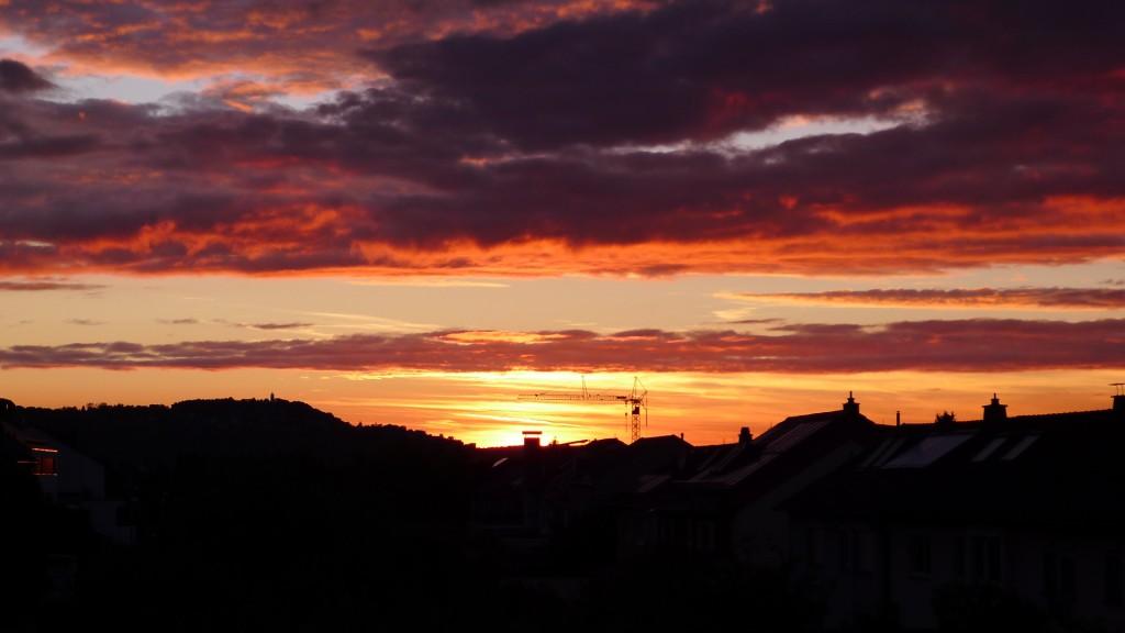 Sonnenuntergang © Maja Christ