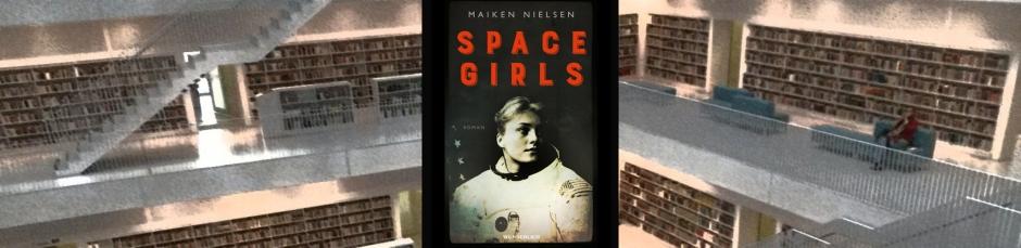 Maiken Nielsen: Space Girls – Rezension